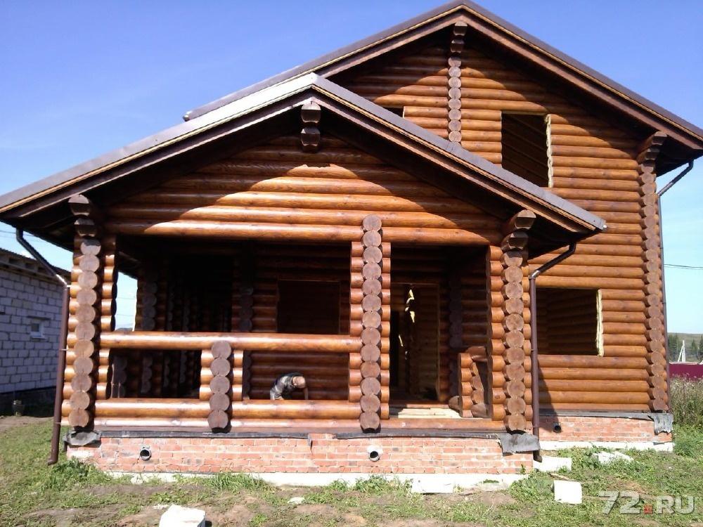 Неомид - это качественная пропитка для древесины