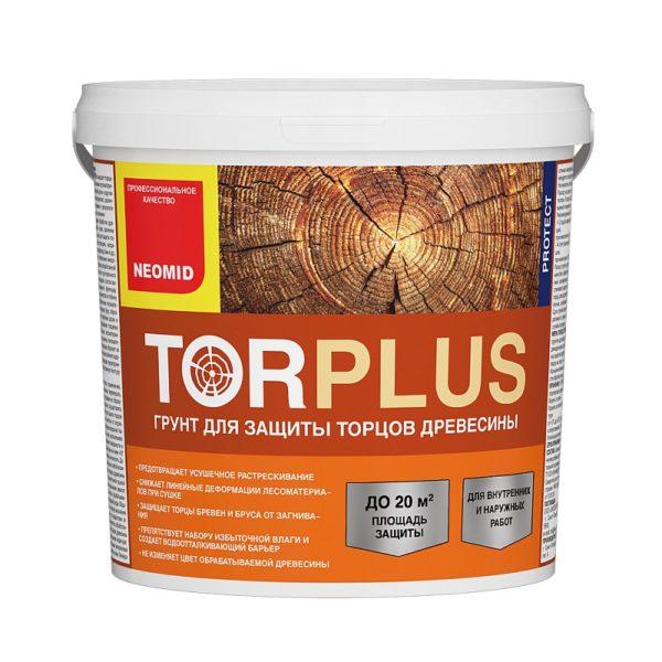 Неомид Tor Plus грунт для защиты торцов
