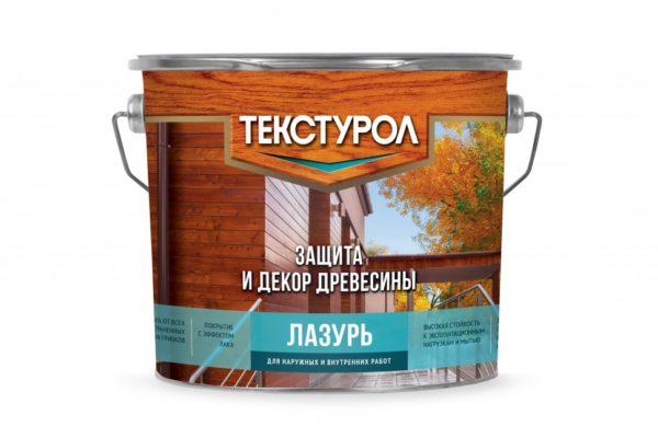 Текстурол Лазурь краска для декора древесины
