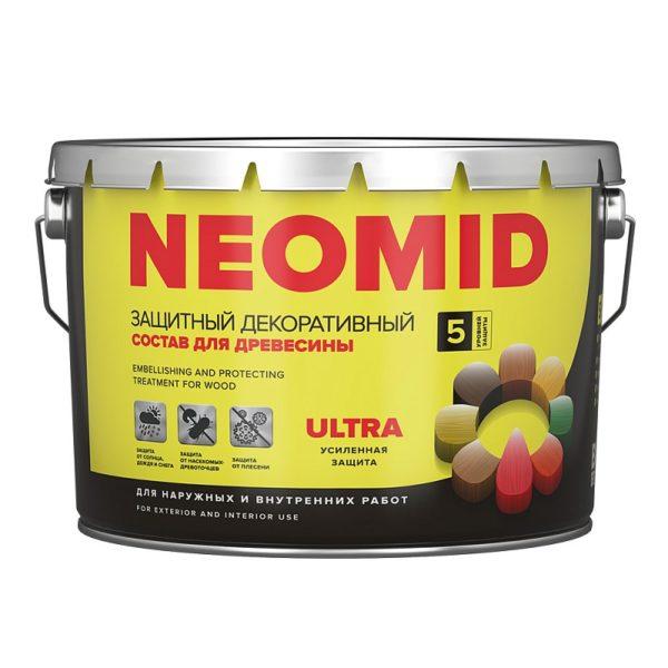Неомид Bio Color Ultra защитный декоративный состав