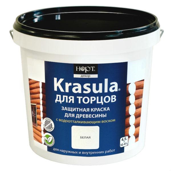 Krasula — краска для торцов