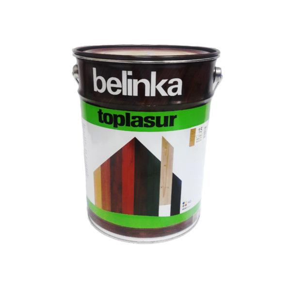 Белинка Toplasur декоративное лазурное покрытие