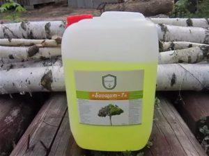 Биощит-1 отбеливатель для древесины