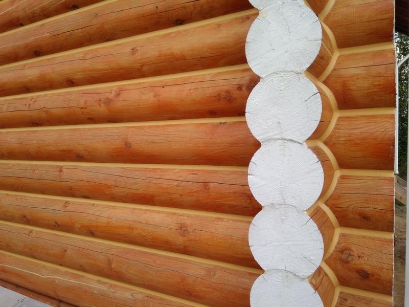 Отличный герметик для деревянного дома – Теплый шов. Обзор