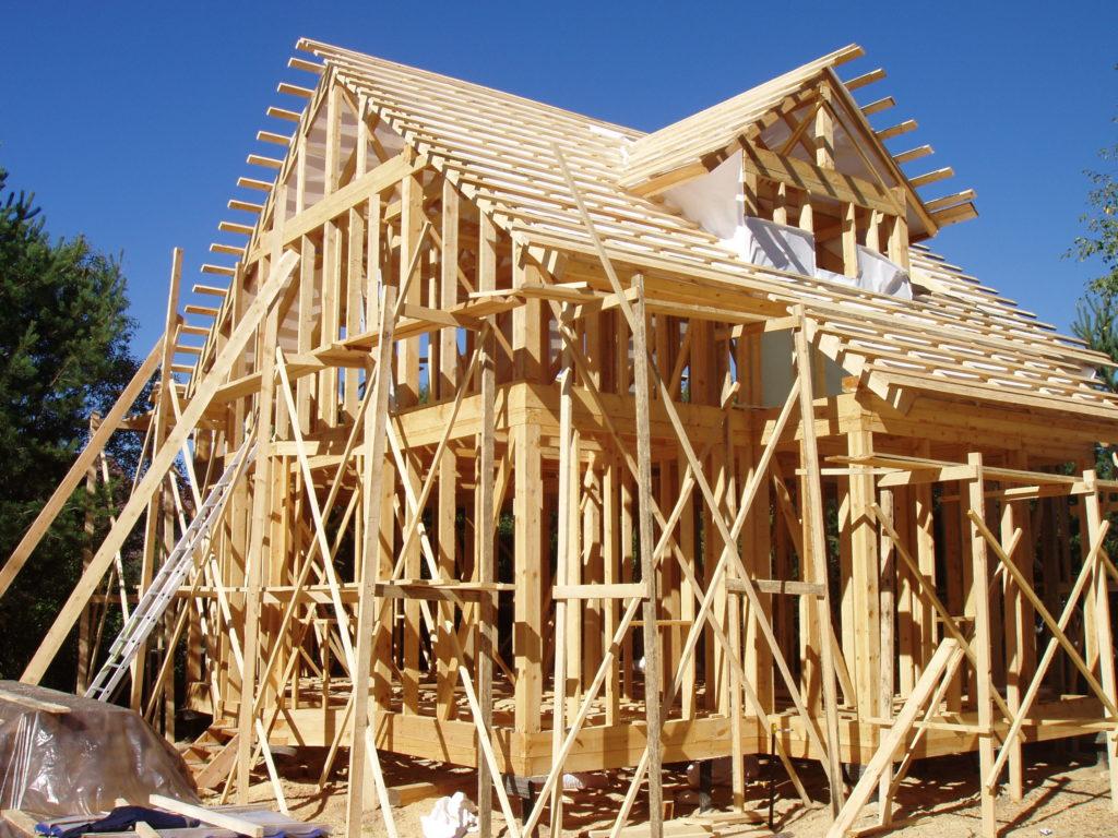 прекращающейся постройка каркасного дома фото желательно чтобы