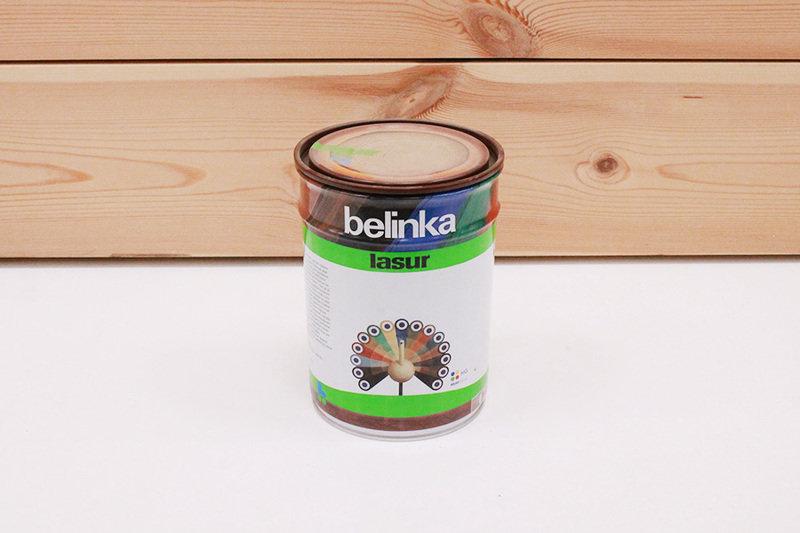 Белинка (Belinka) Топлазурь