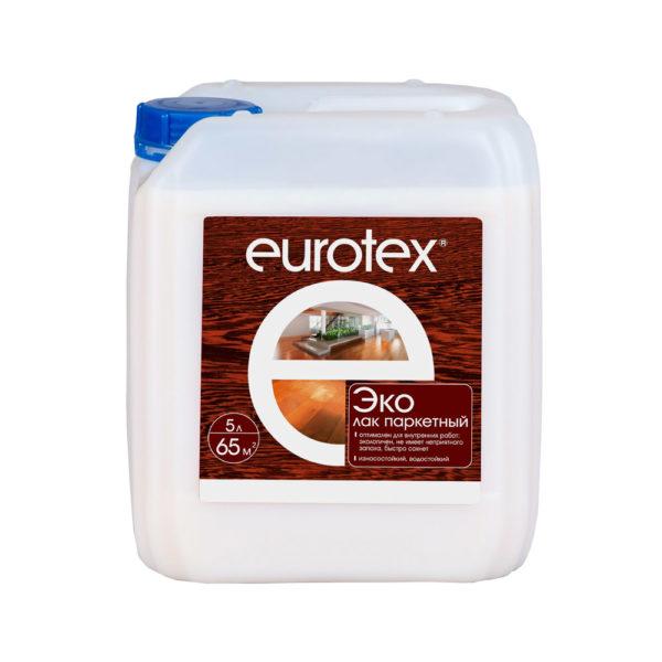 EUROTEX ЭКО - лак паркетный